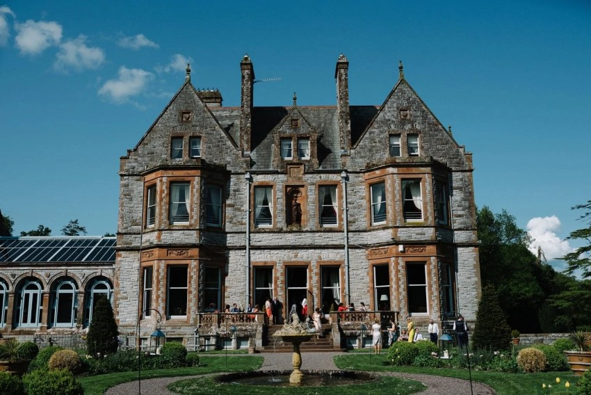 Castle Leslie Wedding Photographer Ireland Glaslough_0082