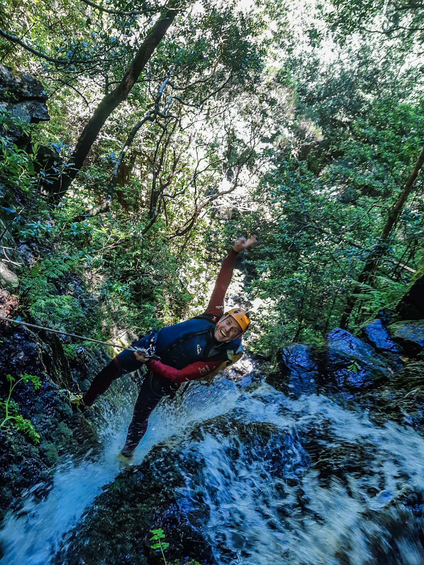 Much more than just canyoning…