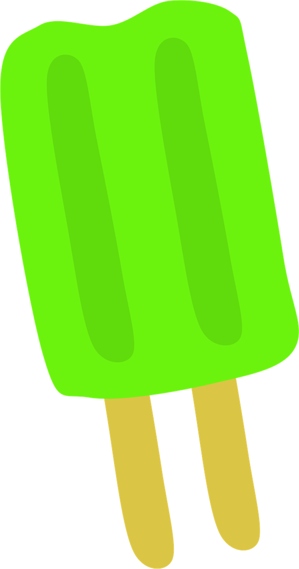 CUCUMBER ICE LOLLIES