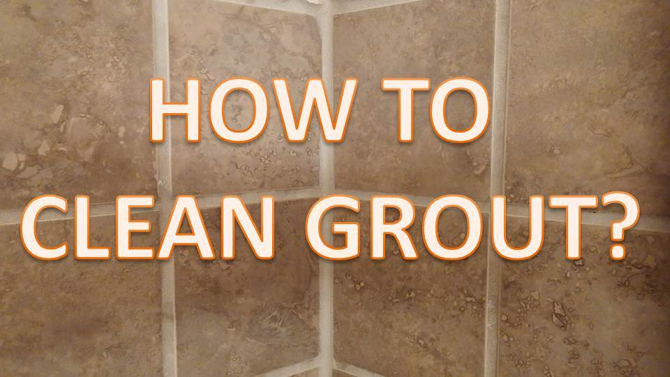 How To Clean Grout Using Hydrogen Peroxide, Vinegar