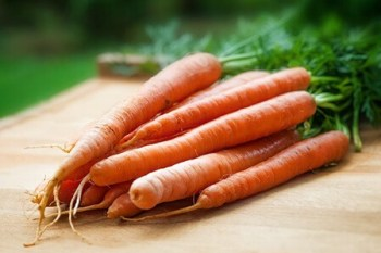 Carrots can improve your eyesight