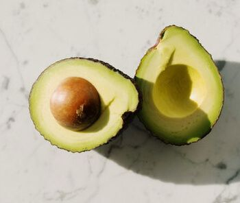 Avocado helps reduce the bad cholesterol and increase the good cholesterol in the body
