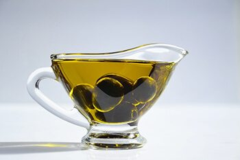 Olive oil acts as a natural laxative in the body