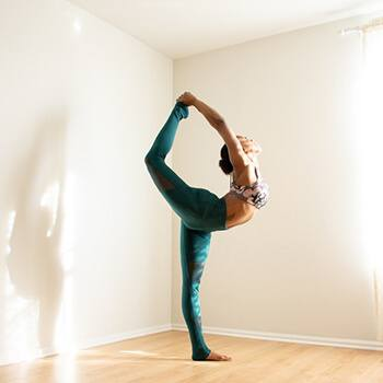 Practice Yoga to de-stress