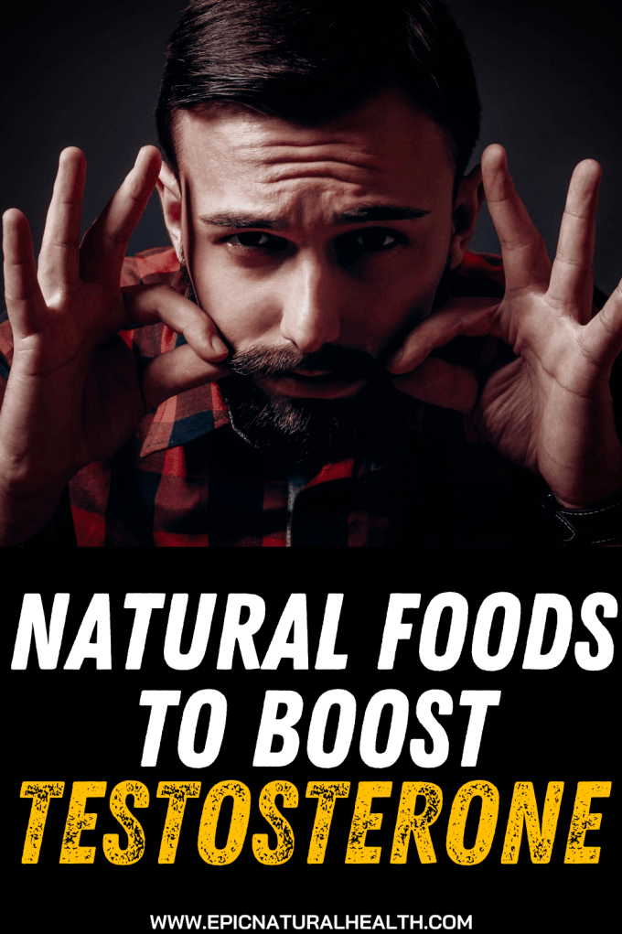 Natural Foods To Boost Testosterone