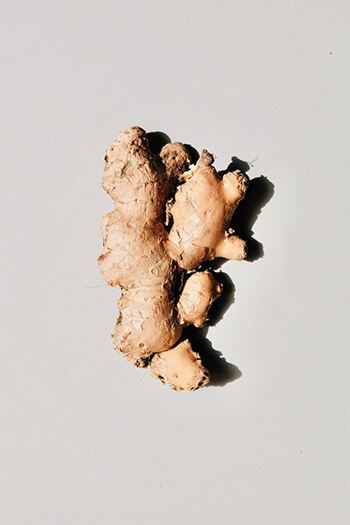 add ginger to your diet to prevent viral infections
