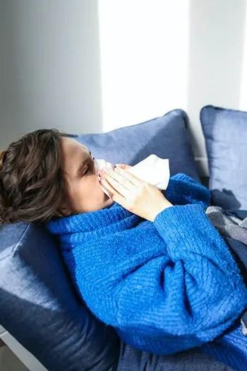 Can help ward off flu