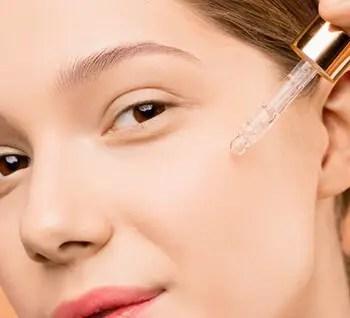 as facial moisturizer