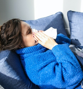 boost recovery from colds and flu