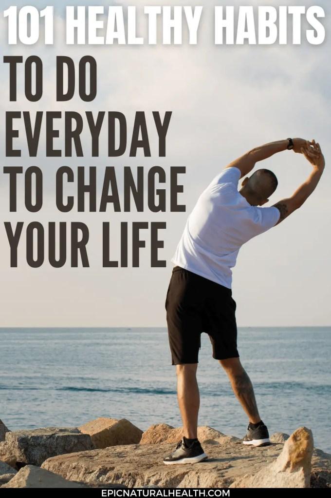 everyday healthy habits