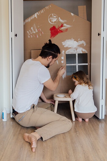 hope for a girl if you're a dad