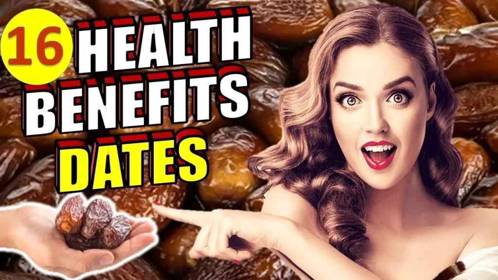 health benefits of dates