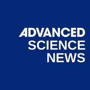 Advanced science news logo