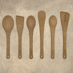 Kitchen Wooden Utensils Towels Wholesale Series