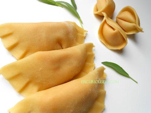 butternut squash ravioli mezzaluna tortellini recipe