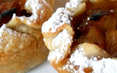 Croustade aux Pommes and a New Year's Resolution