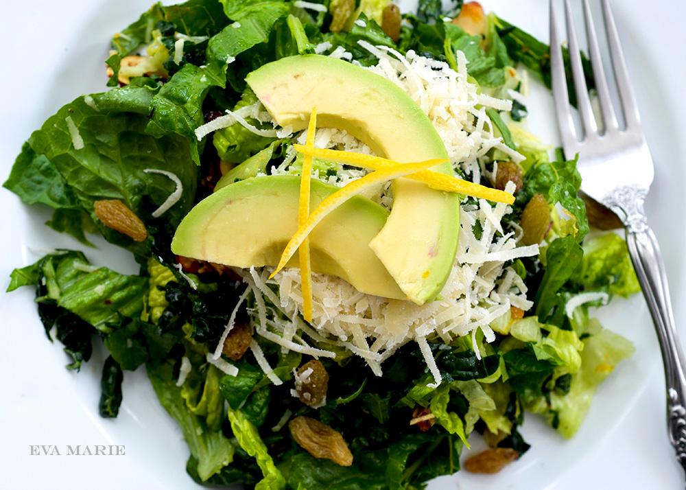 california Lemon-Salad-recipe 2