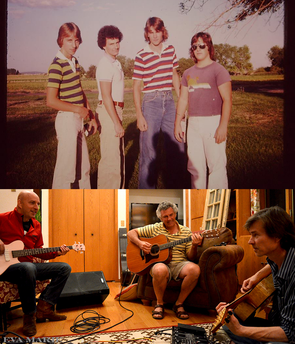 Band-collage-then-and-now