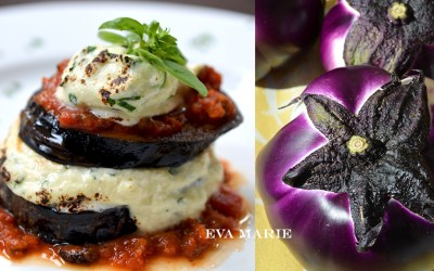 The Catty Customer and My Dreamy Eggplant Parmesan