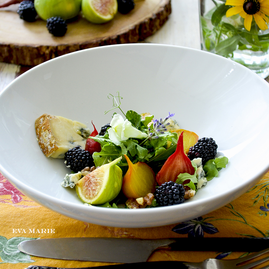 fig beet salad
