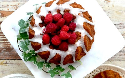 Brown-Butter Brandy Bundt Cake