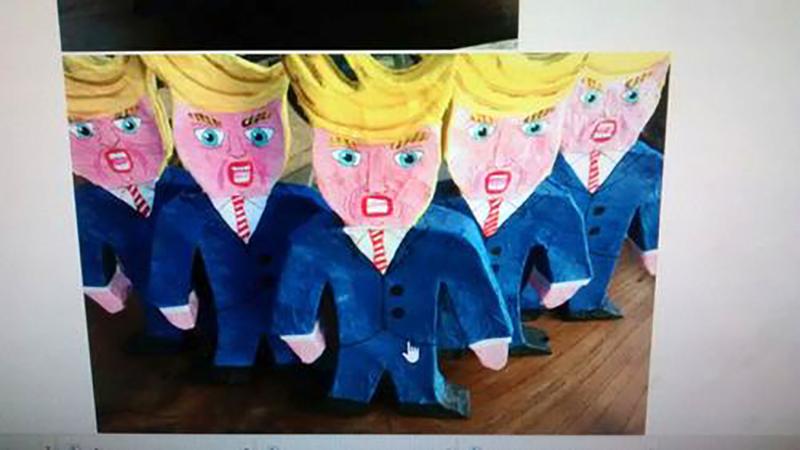 Trump Piñatas