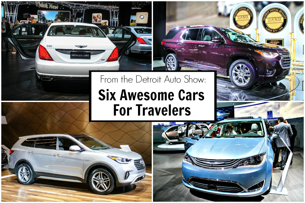 Ideal Road Trip Vehicles For Six Types Of Travelers