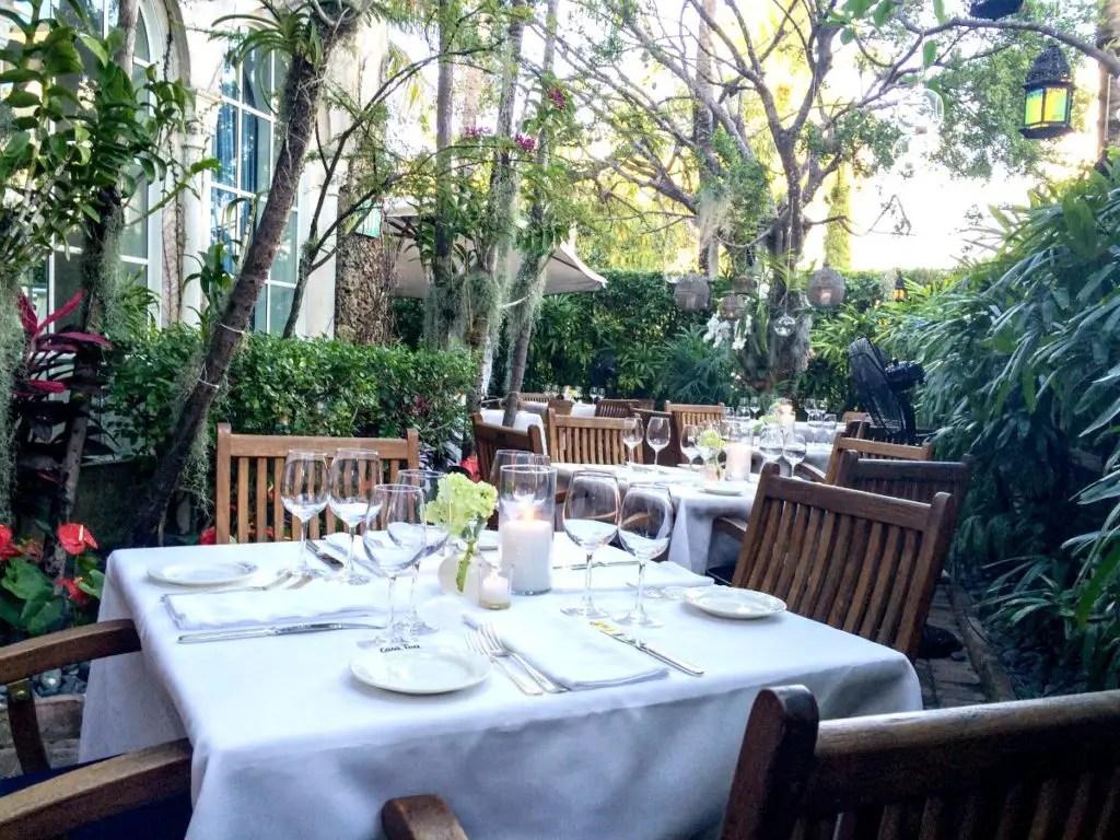 Casa Tua Restaurant Review Italian Cuisine In Romantic