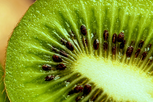 Gratin de kiwi