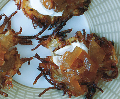 Potato Latkes recipe
