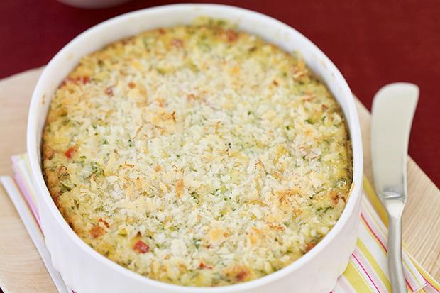 Baked Crab Dip recipe