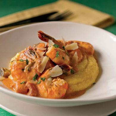 Shrimp 'n' Grits recipe
