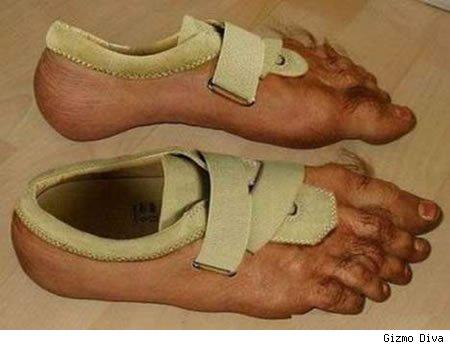 footwear designs 13 Strange Footwear designs