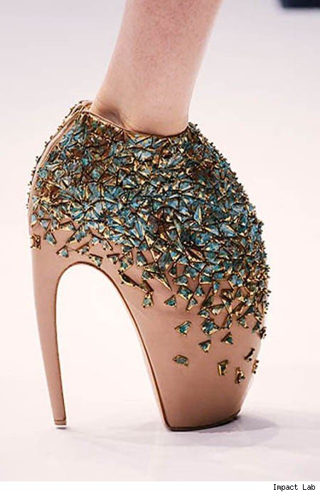 footwear designs 19 Strange Footwear designs