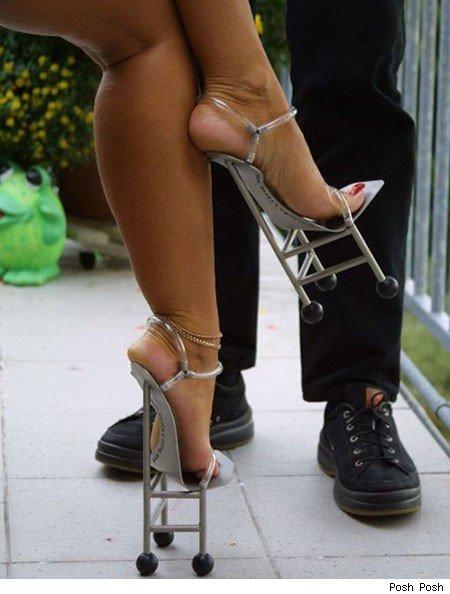 footwear designs 24 Strange Footwear designs