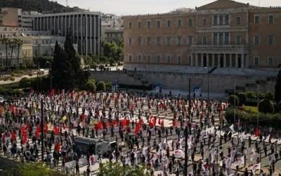 Η θρησκεία της Αριστεράς – και το άσυλο που απολαμβάνει ως τέτοια στην Ελλάδα