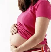Picture of pregnant woman