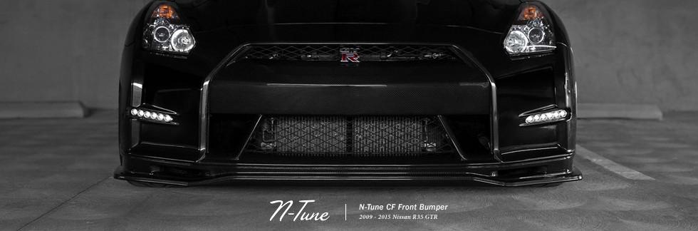 N-Tune_CF_Bumper_and_Lip_GTR