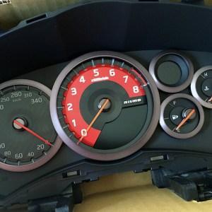 Nismo Gauge Cluster – 2009-2017 Nissan R35 GTR