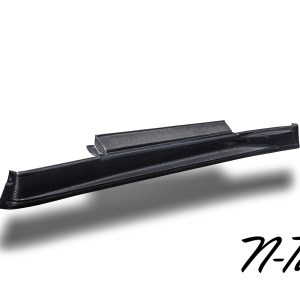 N-Tune Side Skirts (FRP): 2009-2020 Nissan R35 GTR