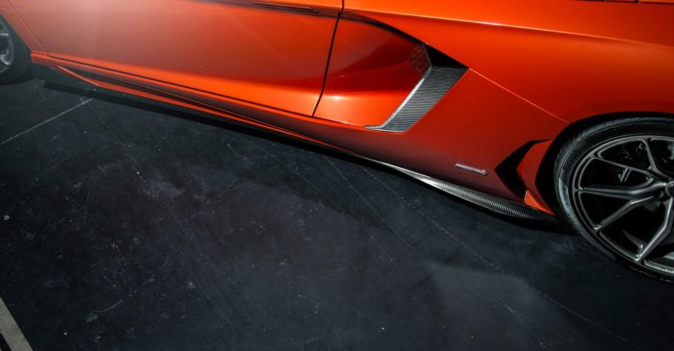 Vorsteiner Aventador V Side Extension 2