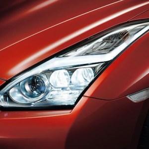 Nissan OEM LED Headlight Assembly (Set LH/RH): 2015+ Nissan R35 GTR
