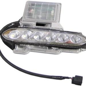 Nissan OEM LED Daytime Running Light Kit DBA (Set LH/RH): 2012-2016 Nissan R35 GTR