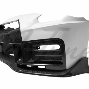 2017 Nismo Front End Side 1