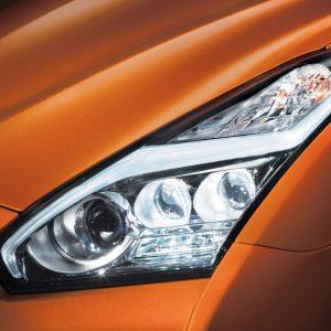 Nissan OEM LED Headlight Assembly (Set LH/RH): 2017+ Nissan R35 GTR
