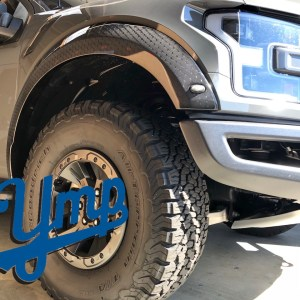 YMP Ford Rapter Fender Flare5 1