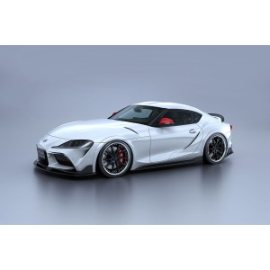 Artisan Spirits Black Label Fender Trim Kit (FRP) – Toyota GR Supra 2020+ 2