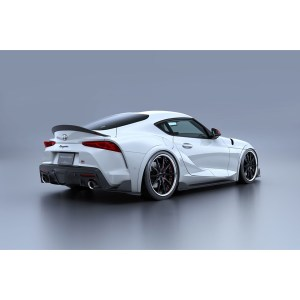 Artisan Spirits Black Label Rear Trunk Spoiler (CFRP) – Toyota GR Supra 2020+
