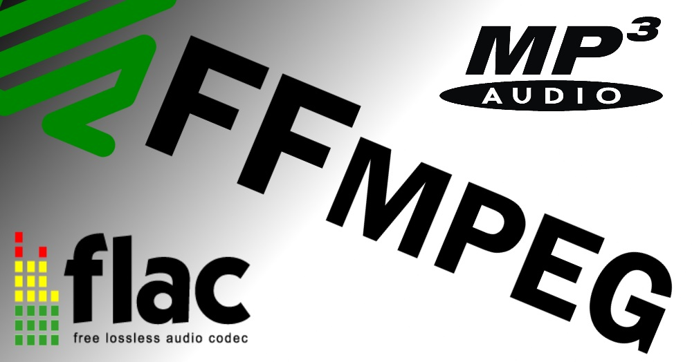 Convert FLAC to MP3 using FFMPEG