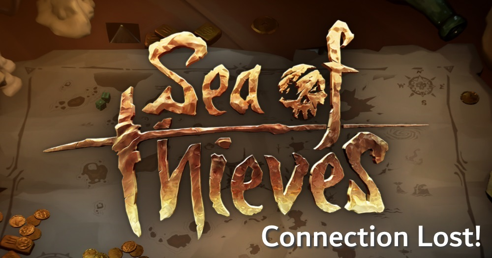 Sea of Thieves Server Connection Lost